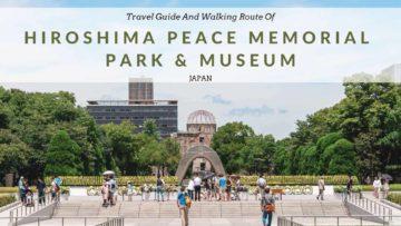 Hiroshima Peace Memorial Park and Museum