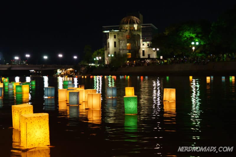 Hiroshima Peace Memorial Ceremony 6th of August