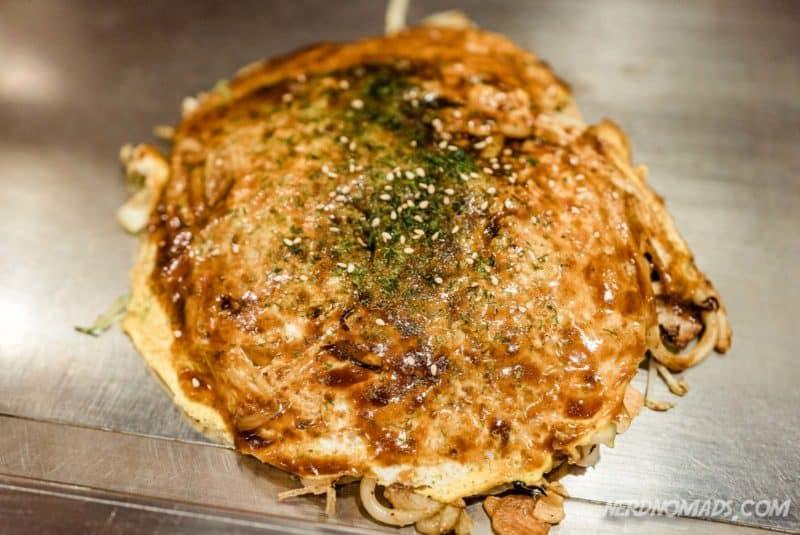 Okonomiyaki Hiroshima Nagataya