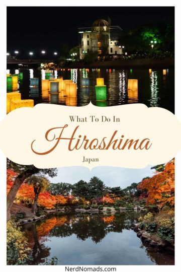 What to do in Hiroshima, Japan
