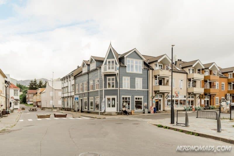 Downtown Kabelvåg
