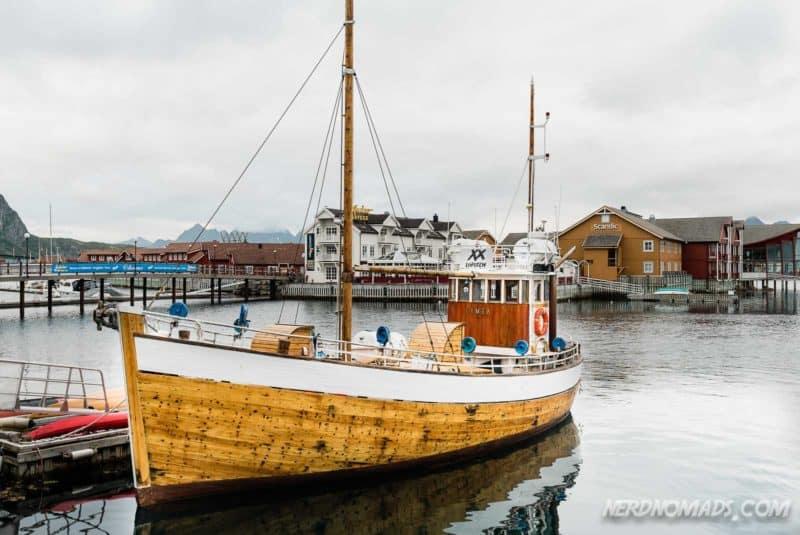 Fishing Tour Svolvaer Lofoten