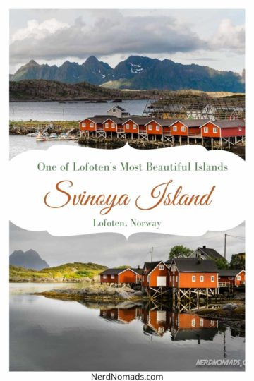 Guide to Svinoya in Svolvaer, Lofoten, Norway