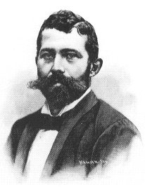 Self portrait of Gunnar Berg