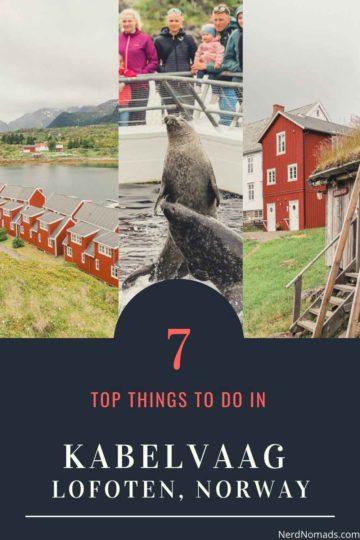 Top Things To do In Kabelvaag, Lofoten, Norway