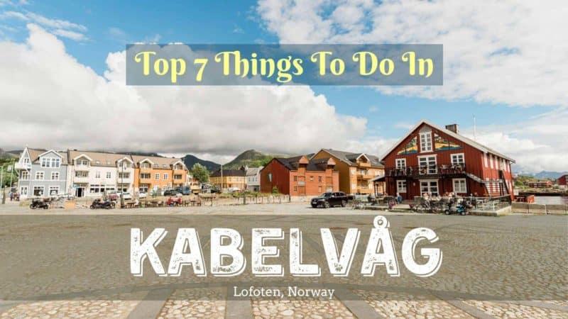 Kabelvag Travel Guide Lofoten