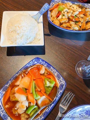 Chinese at Nihao Restaurant in Svolvaer, Lofoten