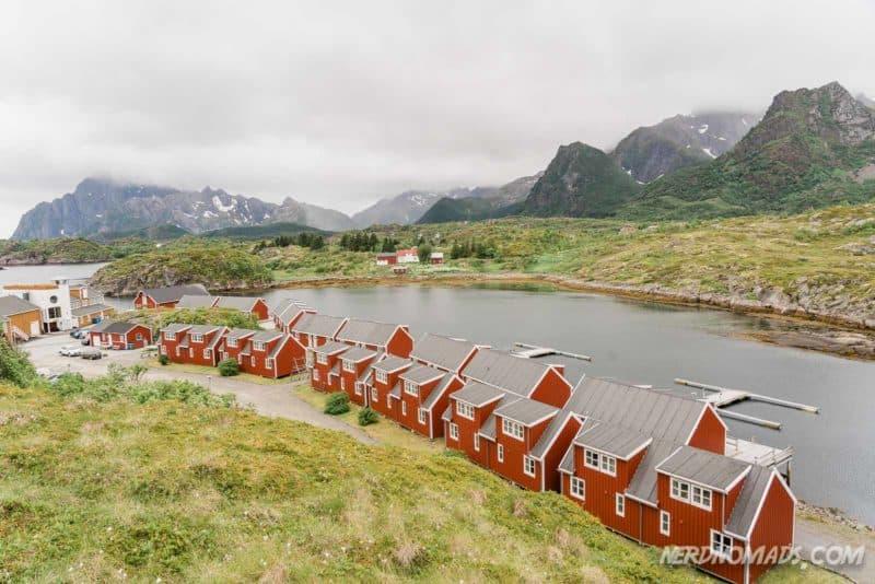 Nyvågar Rorbu Hotel Kabelvåg, Lofoten