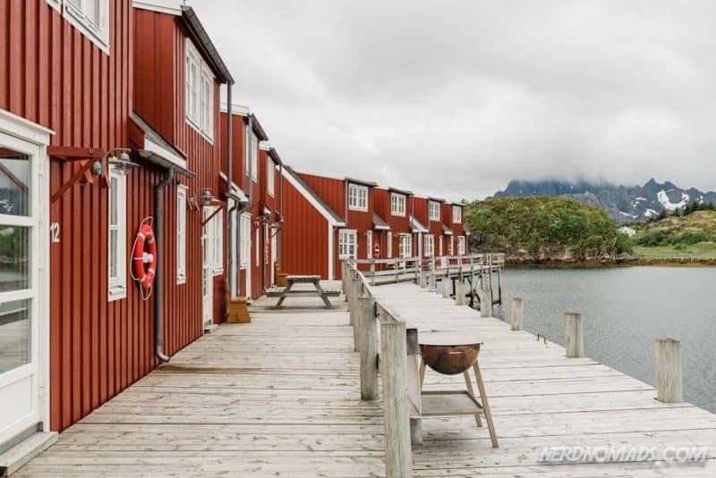 Nyvågar Red Rorbu Hotel Kabelvåg, Lofoten
