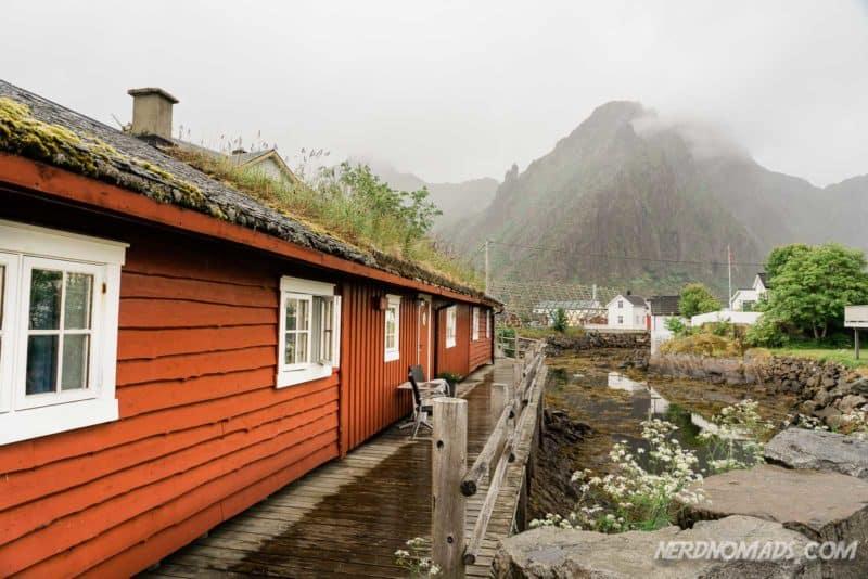 Svinoya Rorbuer, Lofoten