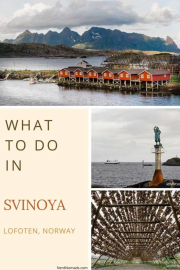 What To Do In Svinoya in Svolvaer, Lofoten, Norway