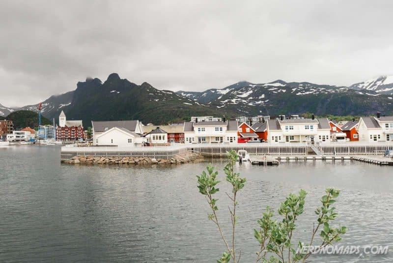 Svolvaer Havn Rorbuer, Lofoten