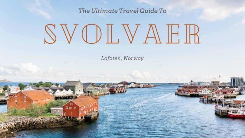 Svolvaer Travel Guide