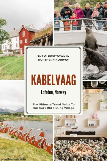 The ultimate travel guide to Kabelvag, Lofoten, Norway