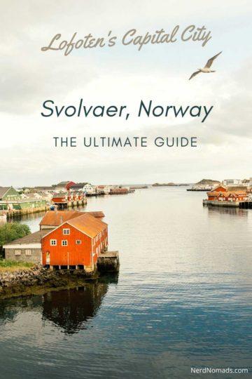 Travel Guide to Svolvaer, Lofoten, Norway