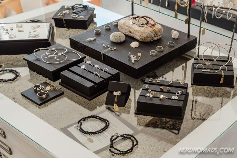 Catrine Linder Jewelry Henningsvaer Lofoten