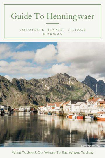 Henningsvaer, Lofoten, Norway Travel Guide