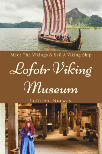 Guide to Lofotr Viking Museum, Lofoten, Norway