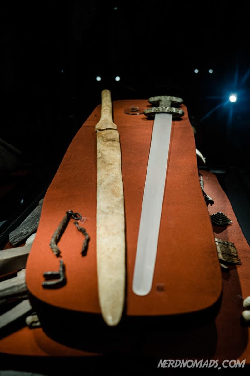Vikings words discovered at Borg Lofoten - Lofotr