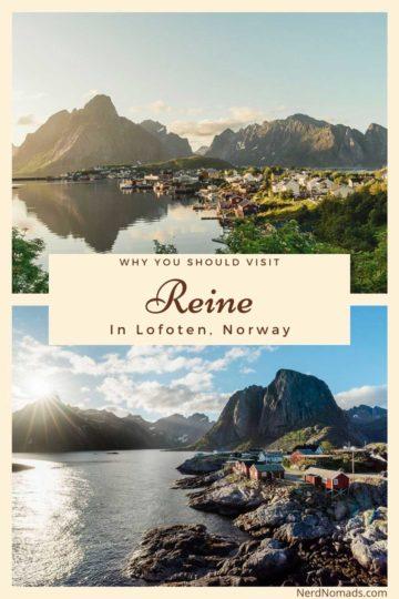 Travel Guide to Reine, Lofoten, Norway