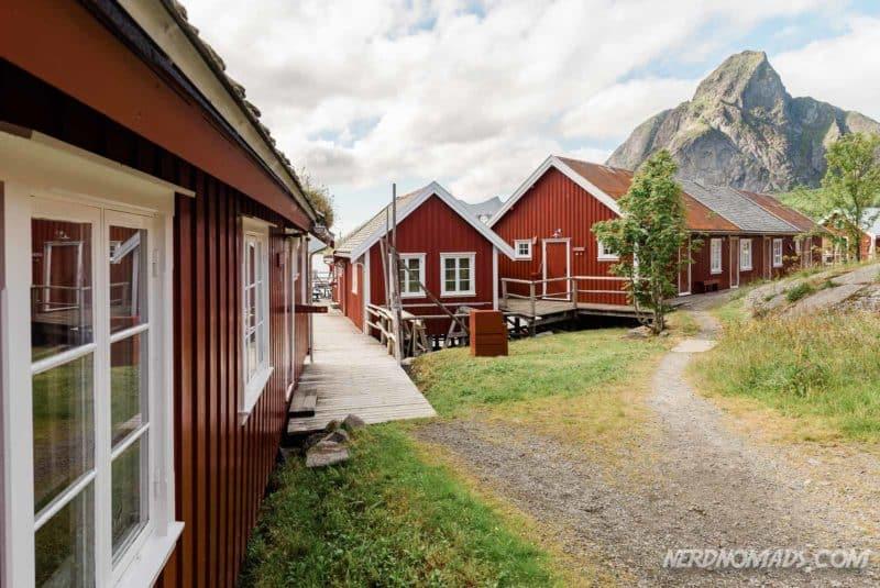 Rorbu in Reine, Lofoten
