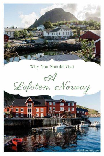 Best Things To Do In Å, Lofoten, Norway