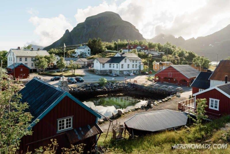 Å in Lofoten, Norway