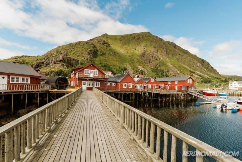 Ballstad Lofoten, Norway