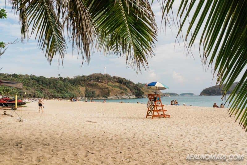 Lovely Nai Harn Bach, Phuket, Thailand