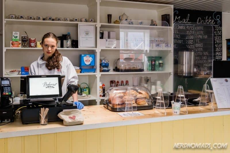 Cafe Norwegian Fishing Village Museum A Lofoten