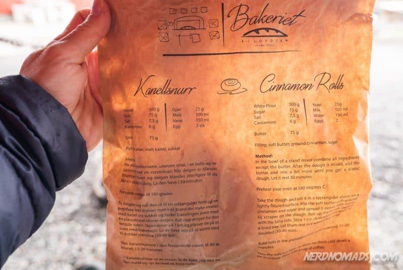 How to make Cinnamon buns from Å Bakery, Lofoten