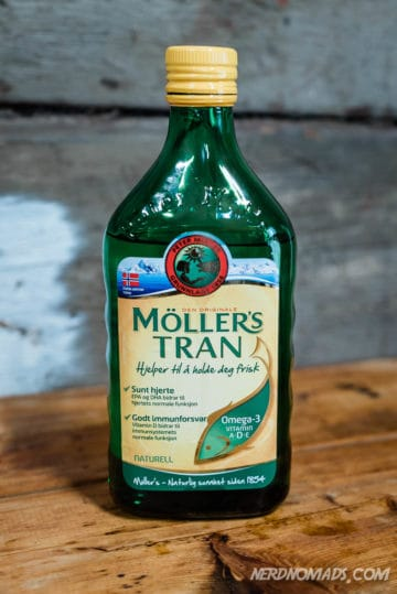 Mollers Fish Oil Norway