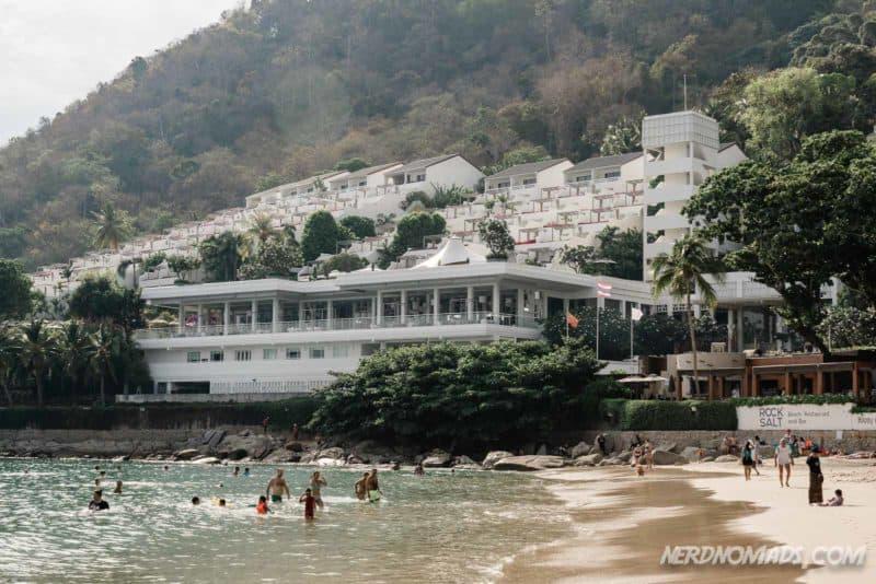 The Nai Harn Hotel, Phuket, Thailand