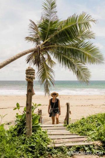 Beautiful beach bliss in Phuket, Thailand