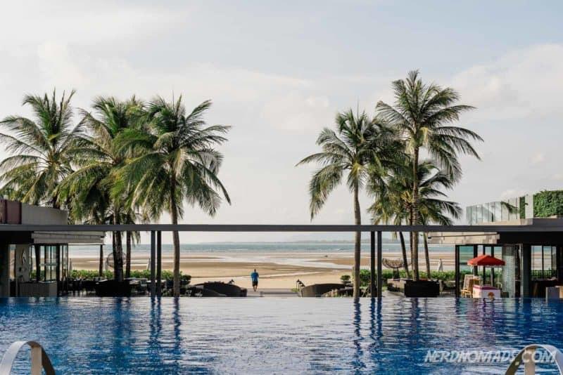 Fantastic view and beach at Phuket Mariott Resort