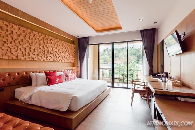 Our Room Aurico Resort Kata Phuket