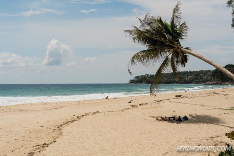 The luxury Surin Beach, Phuket, Thailand