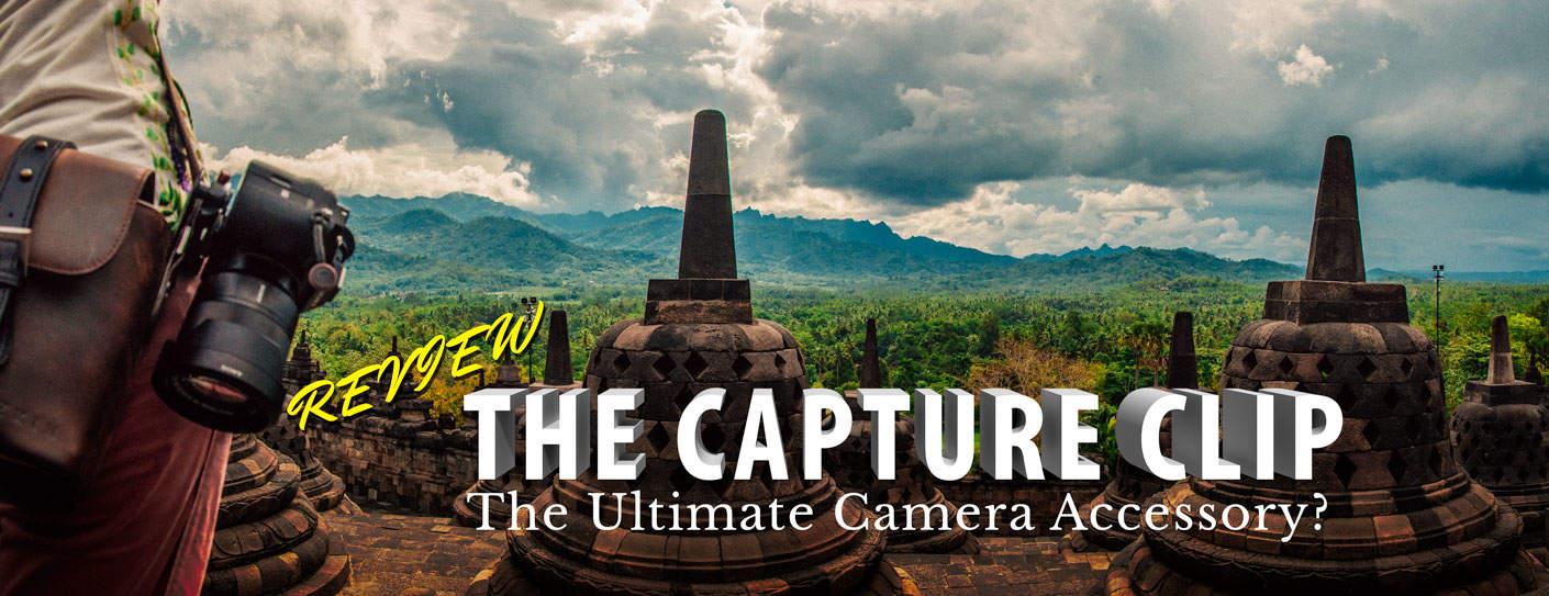 The Ultimate Camera Accessory? Review – Peak Design Capture Clip