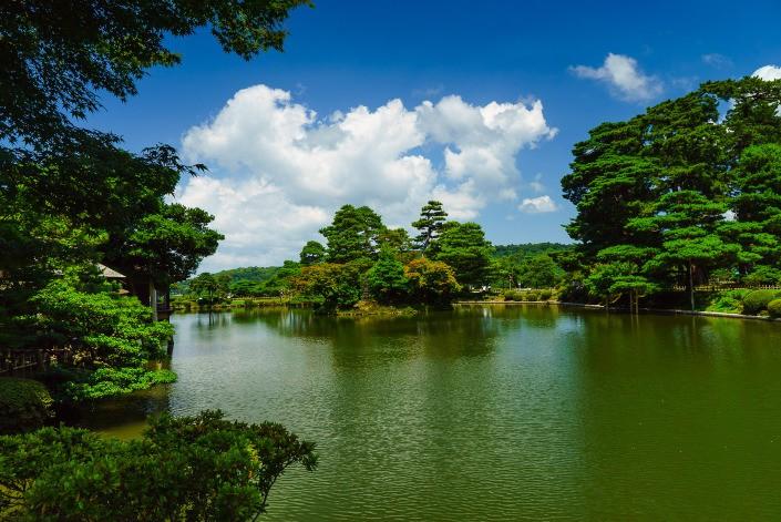 Kenroku-en Garden Japan