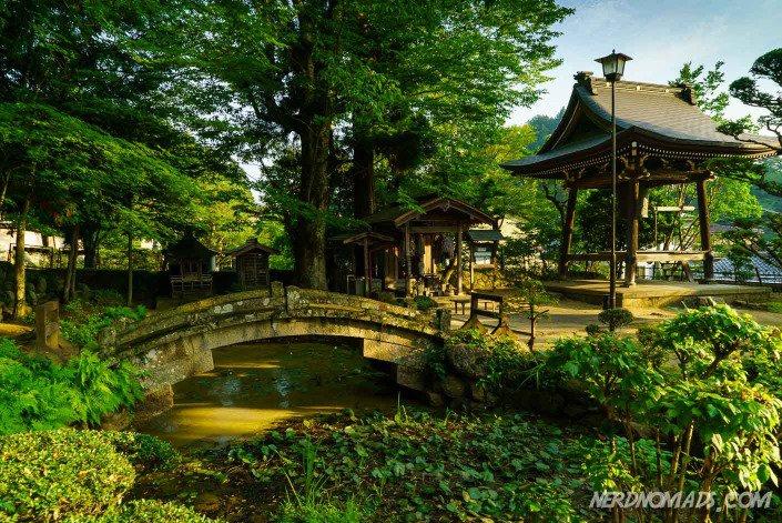 Garden Yamakyu Ryokan