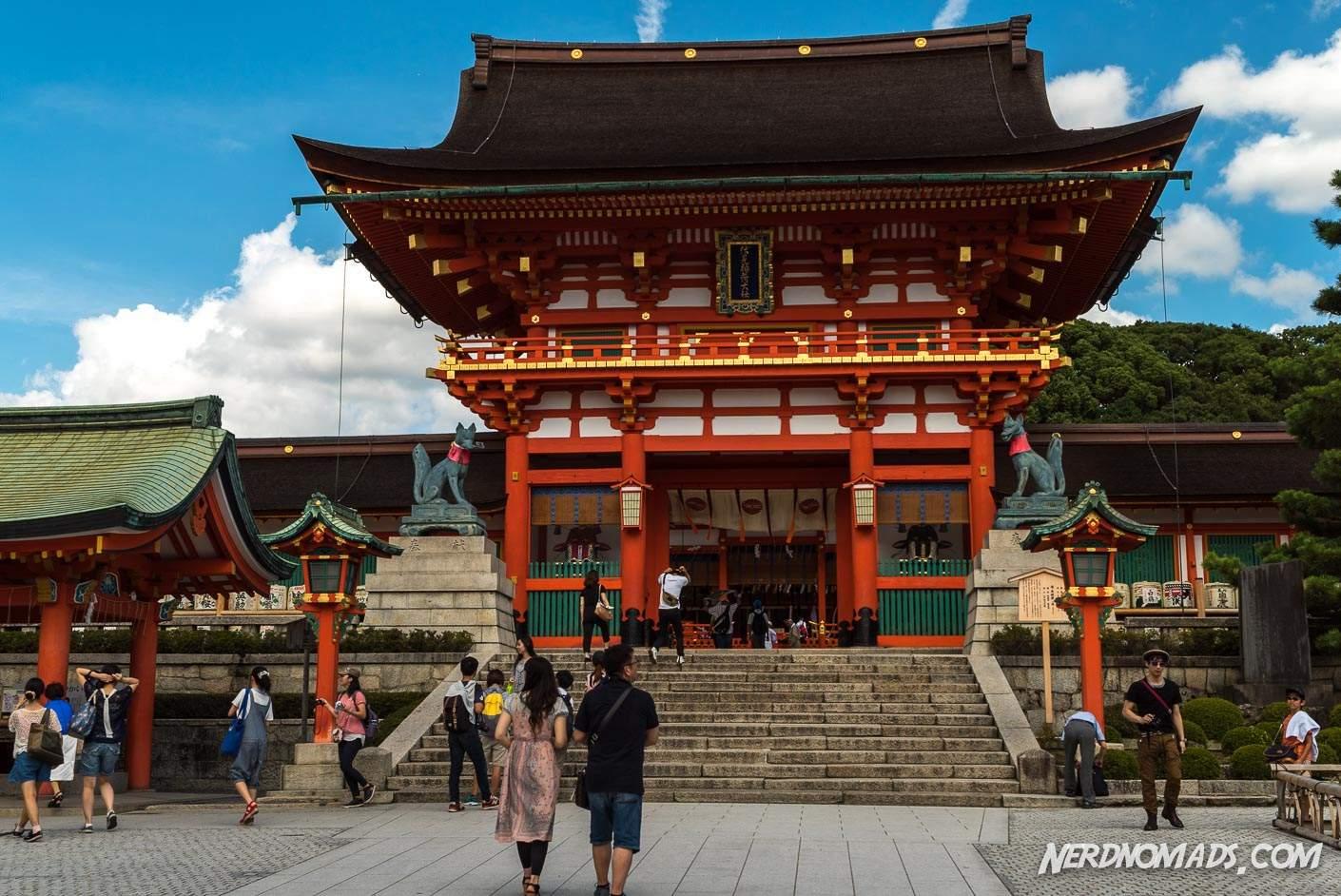 Journey Through a Thousand Gates - Fushimi Inari Shrine ...