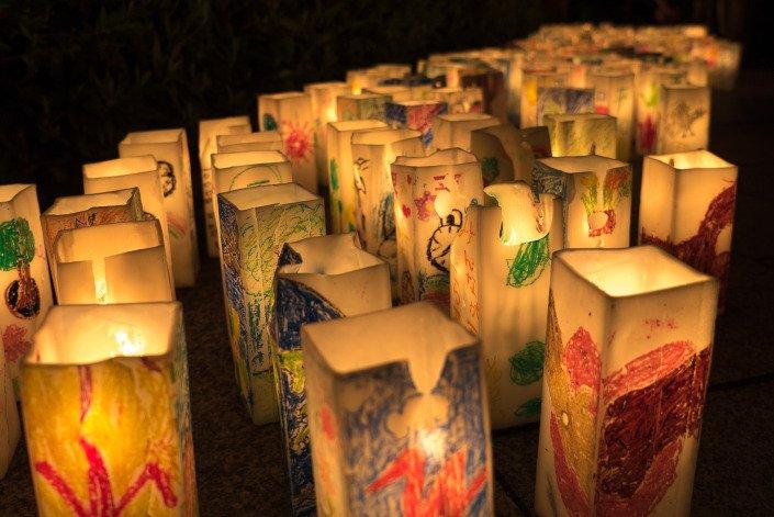 Lanterns Hiroshima