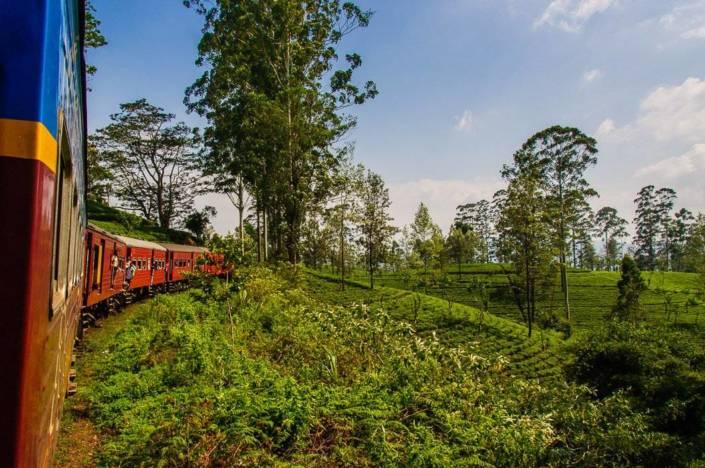 World S Most Beautiful Train Trip Sri Lanka Train Travel Nerdnomads