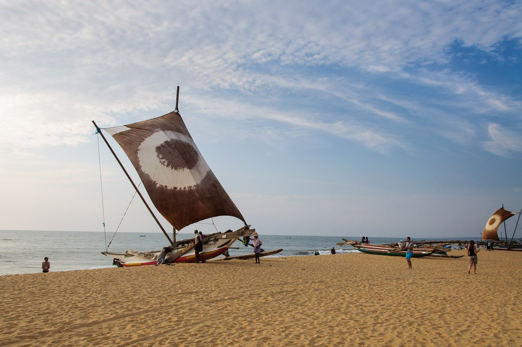 Last Day In Paradise – Negombo Beach