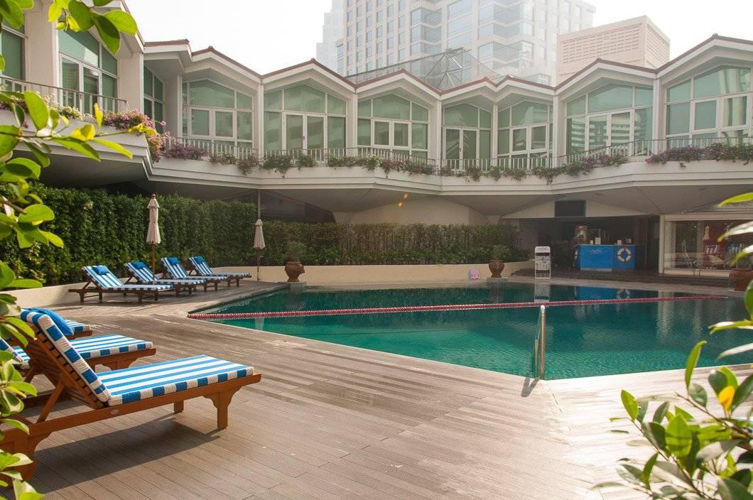 Hotel Spotlight: Dusit Thani Hotel Bangkok