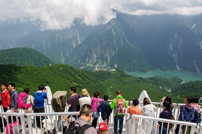 Japenese Alpine Route