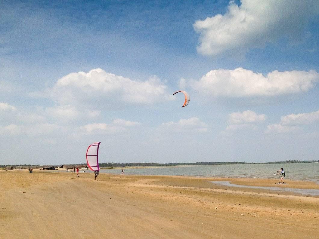 A Kite Surfers Paradise – Kalpitiya