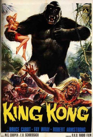 King-Kong-1933-Movie-Poster