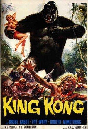 King-Kong-1933-Movie-Poster