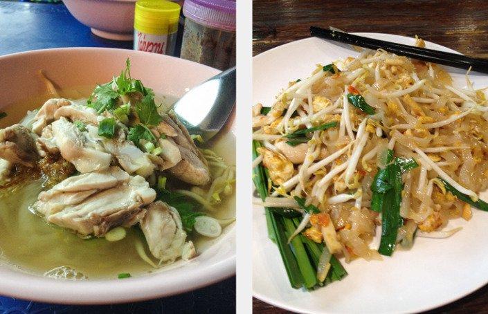 Bangkok, Thái Lan Streetfood-705x454